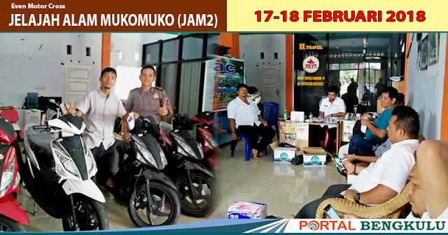 Undang Club Se Indonesia Even Motor Cross Jelajah Alam